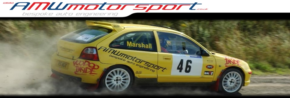 AMWmotorsport Race and rally preparation